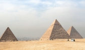 배낭 여행 추천지 이집트편 '쿠푸왕 피라미드'